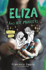 Buy Eliza and Her Monsters Book Online at Low Prices in India | Eliza and Her  Monsters Reviews & Ratings - Amazon.in